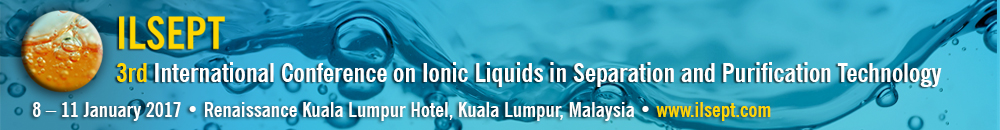 International Conference on Ionic Liquids in Separation and Purification Technology