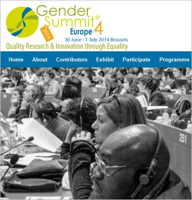 Gender Summit 4