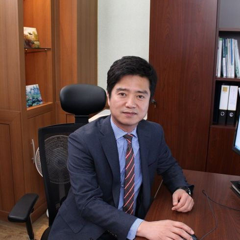 Jeiwook Chae Chief Business Development Officer