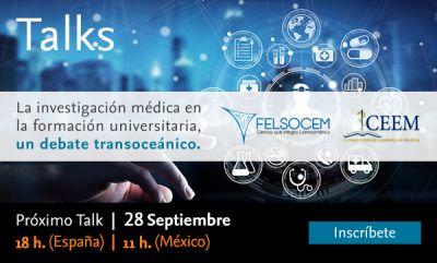 #ElsevierTalks La investigación médica en la formación universitaria