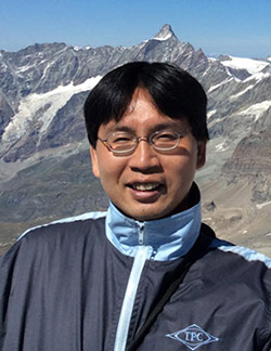 Prof. Ho Chiao Chuang
