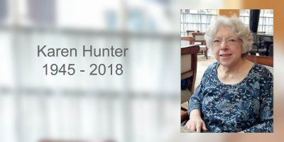 Honoring Karen Hunter — a pioneer of digital publishing and library services