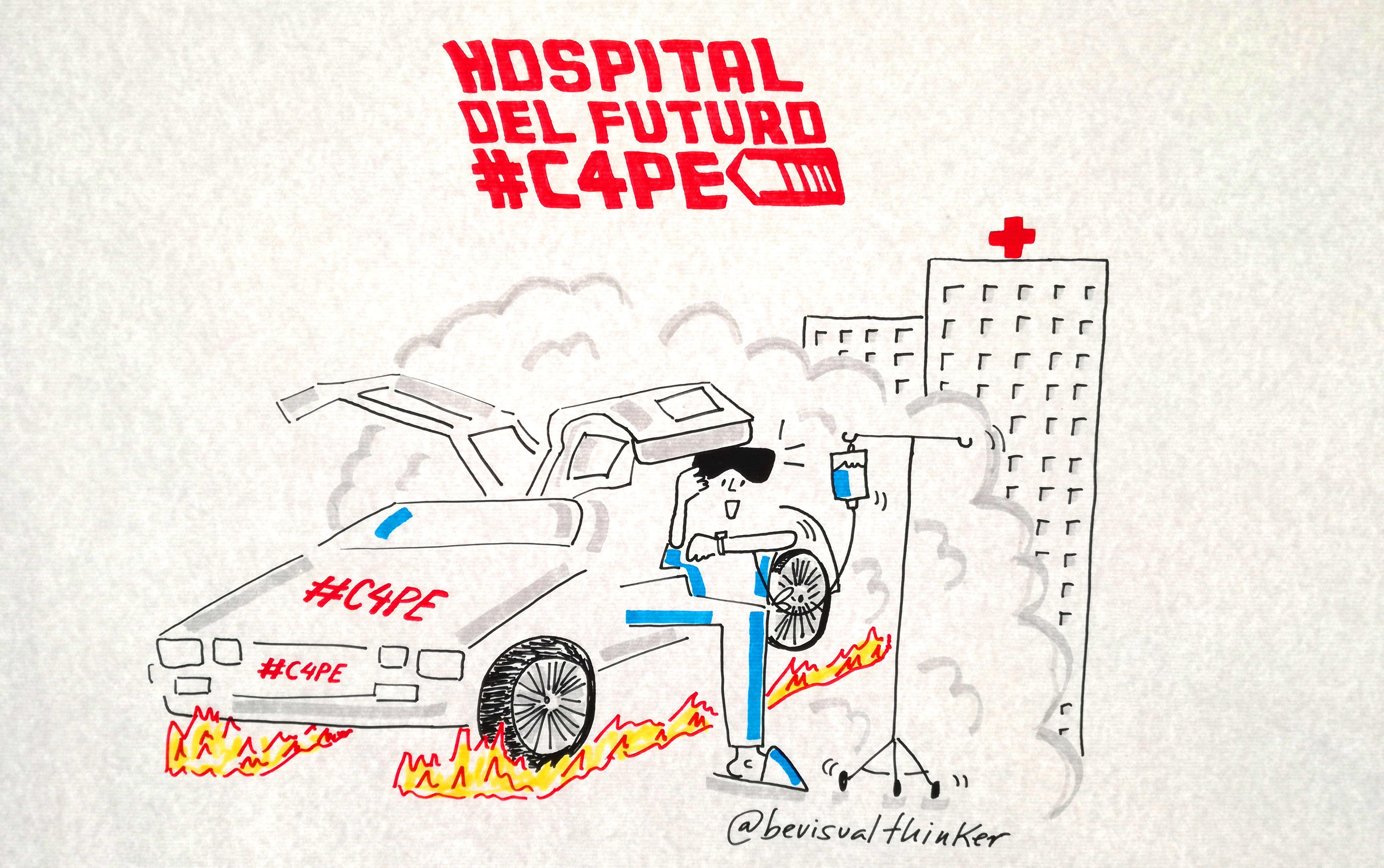Regreso al hospital del futuro