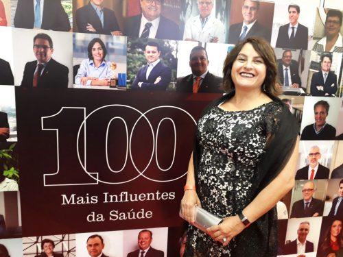 Claudia Toledo, uma das 100 mais influentes da saúde