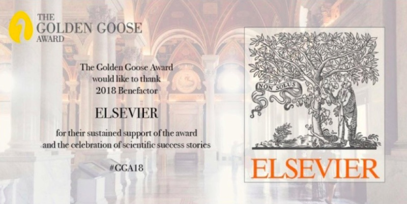 Golden Goose Award 2018