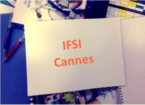 Mélanie pour parle de son IFSI de Cannes
