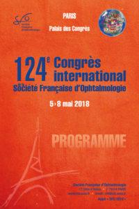Congrès de la Société Française d'Ophtalmologie du 5 au 8 mai 2018 à Paris_1