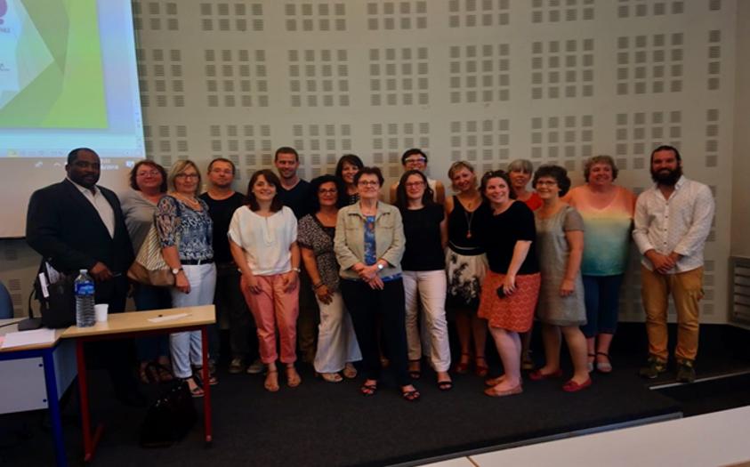 Conférence-débat avec l'IFSI du Gers à Auch