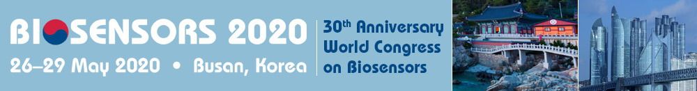 30th Anniversary World Congress on Biosensors