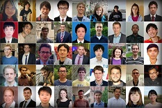 PhD Prize Symposium Finalists - Reaxys 2015 | Elsevier