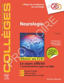 Neurologie référentiels des collèges