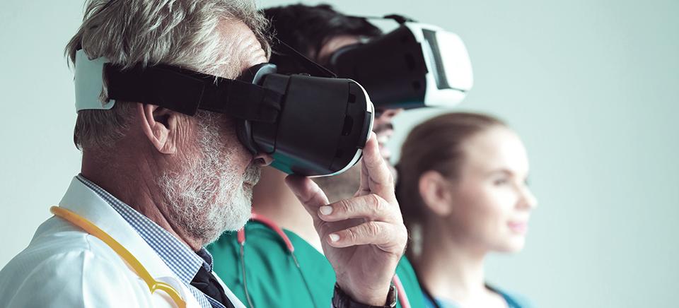Efectos de la visualización de contenidos personalizados a través de la realidad virtual (demencia avanzada)