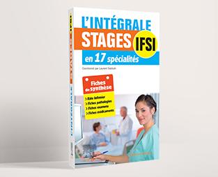 L'intégrale stages IFSI en 17 spécialités