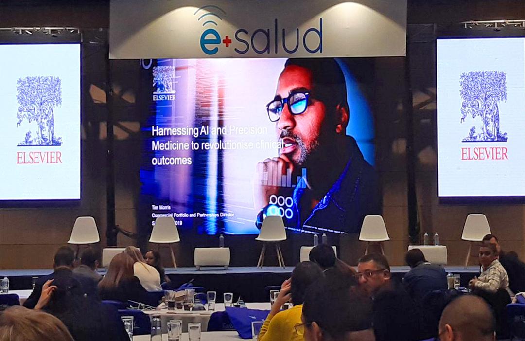 E-Salud 2019: cómo la medicina de precisión puede revolucionar los resultados clínicos