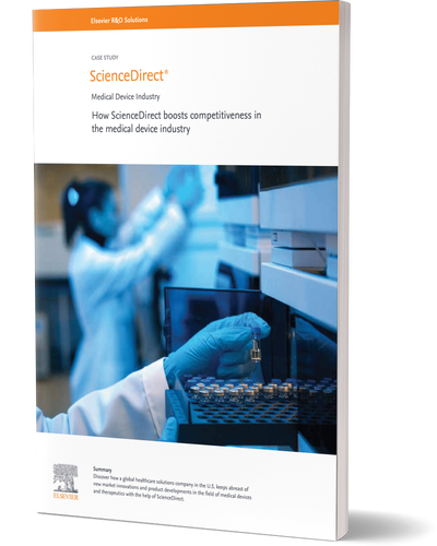 ScienceDirect - Medical Device Industry