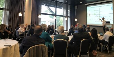 Reaching new summits with Elsevier: a report from our latest editor event