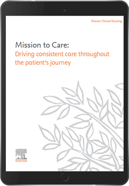 Driving Consistent care throughout patients journey brief
