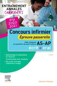 réussir entrée IFSI quand on est AS AP