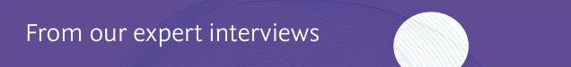 Experts interview banner