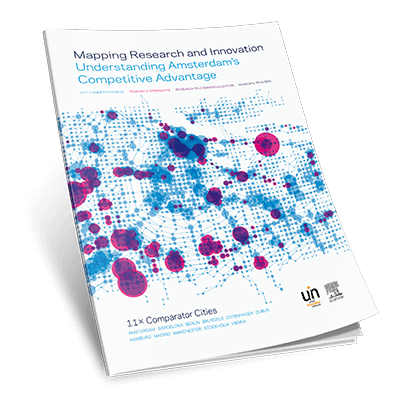 Mapping research and Innovation: Understanding Amsterdam's Competitive Advantage