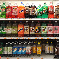 Taxing the calories in sugary drinks could encourage healthier choices, study says