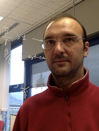 Author Stefano Merler, PhD, is a mathematician specializing in theoretical and computational epidemiology and a Senior Researcher at the Bruno Kessler Foundation (FBK) in Trento, Italy.