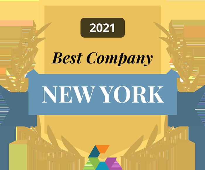 Best Company NYC 2021 Award