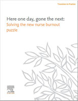nursing burnout paper