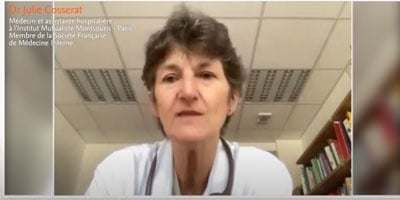 Julie Cosserat, directrice scientifique, présente l'EMC AKOS