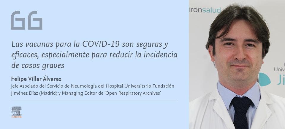 Recomendaciones de la SEPAR sobre la vacuna COVID-19 en las enfermedades respiratorias