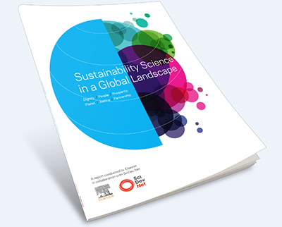 <em>Sustainability Science in a Global Landscape</em> is being released on the eve of the UN's Sustainability Summit.