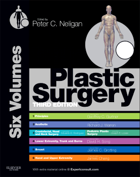 Plastic Surgery, by Peter C. Neligan, MS, FACS