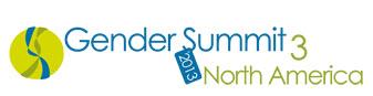 Gender Summit3 North America