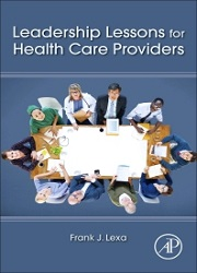 Leadership Lessons for Health Care Providers, 1st Edition