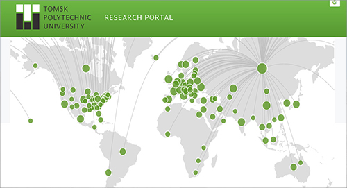 A leading Russian university uses a Pure Research Portal developed by Elsevier to increase global collaboration and increase visibility of its scholarly output