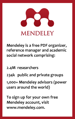 About Mendeley