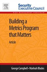Building a Metrics Program that Matters