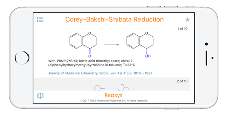 ReactionFlash™ App now also available on Android | Elsevier