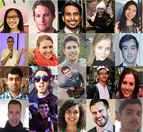 Meet the medical students of #ElsevierHacks