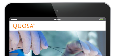 How QUOSA works | Elsevier Solutions