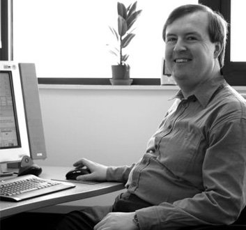 David Jones, PhD,  Professor of Bioinformatics and head of the Bioinformatics Group in the Department of Computer Science at University College, London.