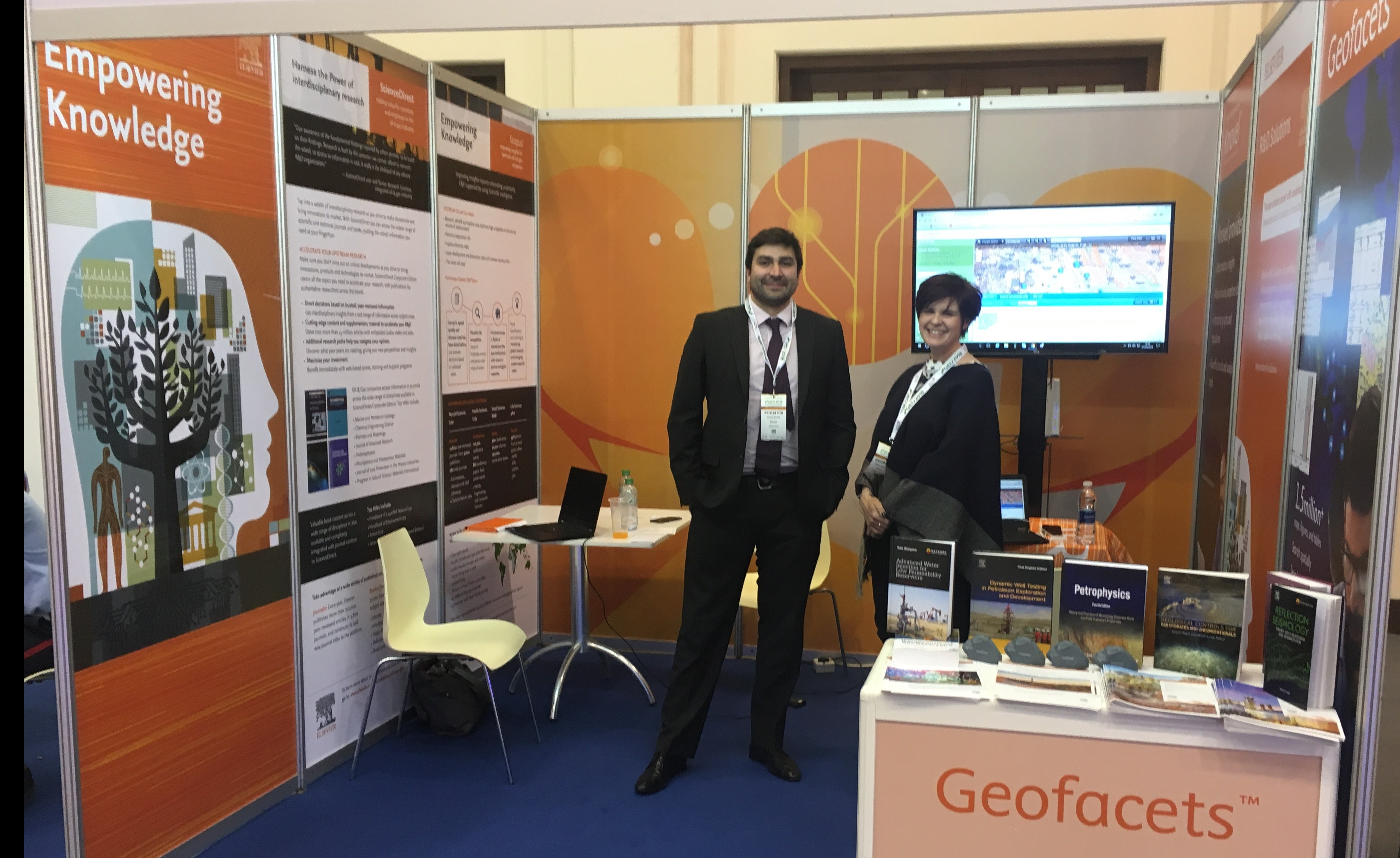 Elsevier participates in flagship events in Middle East
