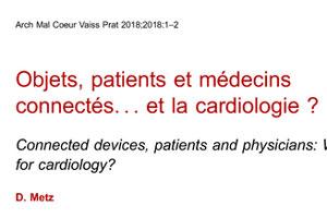 Cardiologie connectée