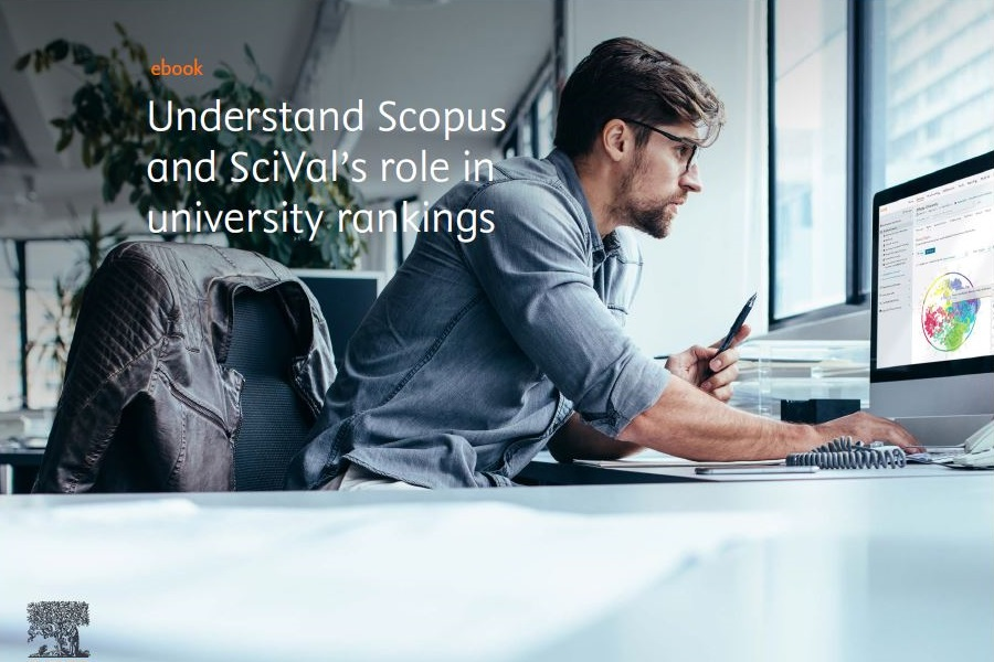 Understand Scopus and SciVal's role in university rankings | Elsevier