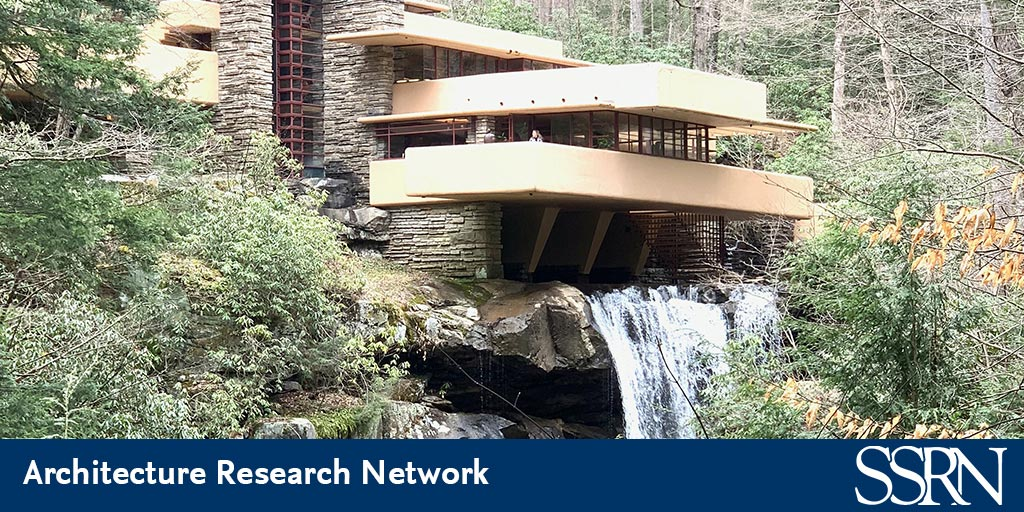 SSRN architecture research network