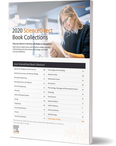 Frontlist 2020 - ScienceDirect Books | Elsevier