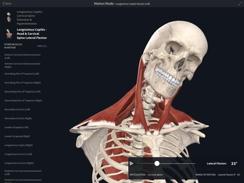 Elsevier anatomy apps