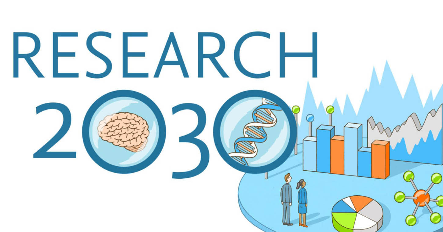 Research 2030 banner