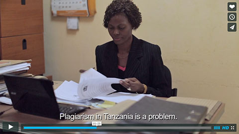 Video: Plagiarism, copyright and ethical conduct in Tanzania