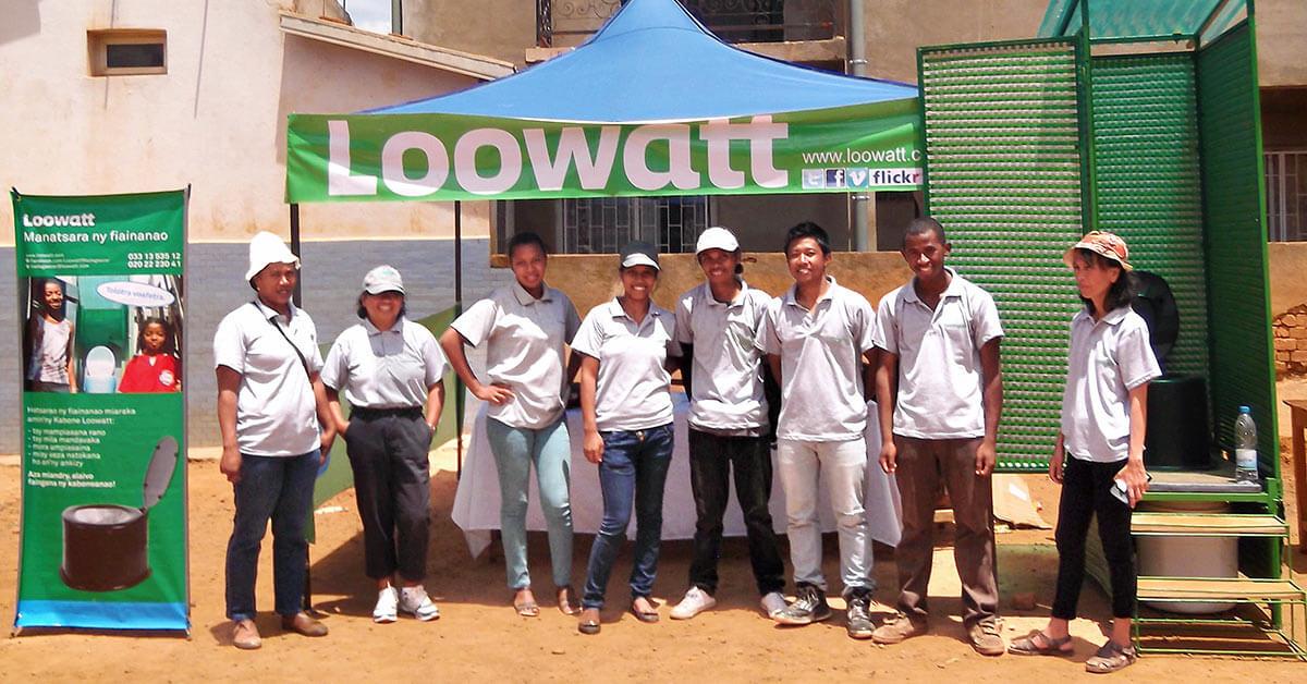 Loowatt-team